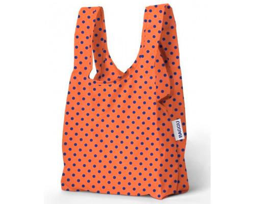 Складная сумка Baggu Baby Dot Electric Poppy