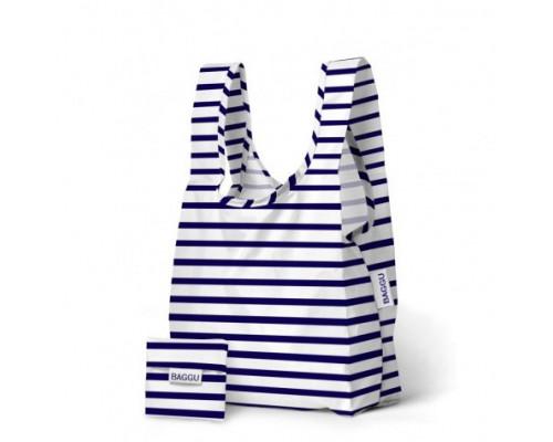 Складная сумка Baggu Baby Sailor Stripe
