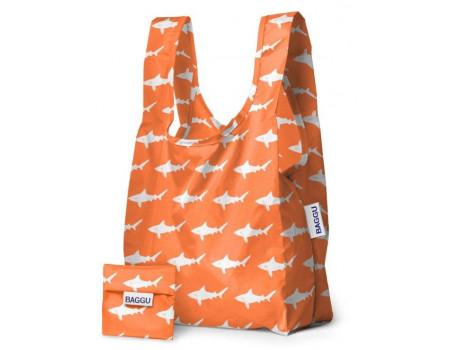Сумка-шоппер Baggu Baby Shark