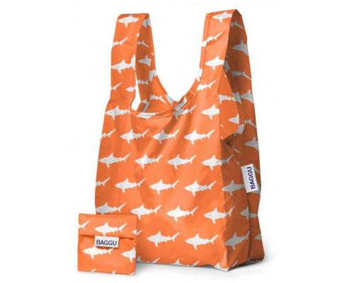 Складная сумка Baggu Baby Shark