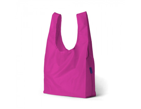 Хозяйственная экосумка шоппер BAGGU Hot Pink