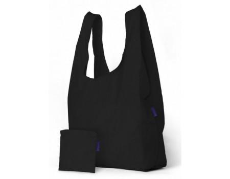 Хозяйственная сумка шоппер большая BAGGU Big Black