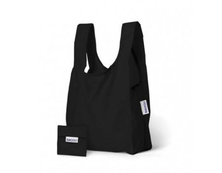 Хозяйственная экосумка шоппер BAGGU черная