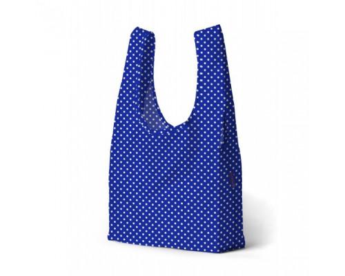 Складная сумка Baggu Dot Blue