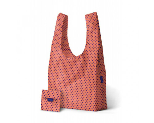Складная сумка Baggu Dot Electric Poppy