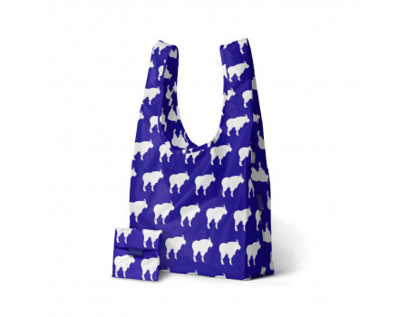Хозяйственная сумка шоппер BAGGU Mountain Goat