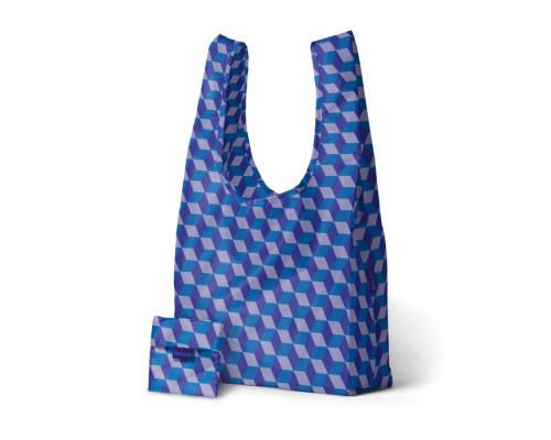 Складная сумка Baggu Cube Blue