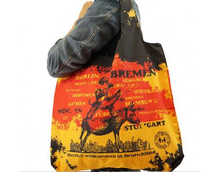 Складная сумка из ткани Германия