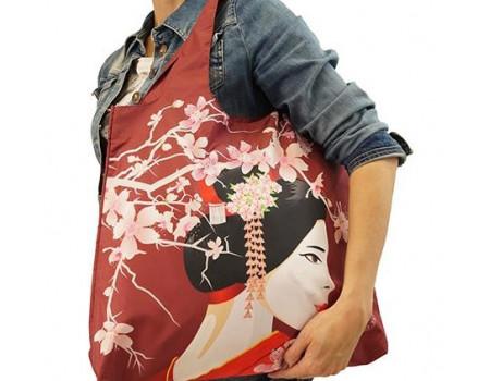 Складная сумка из ткани Япония