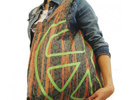 Складная сумка из ткани Pacific