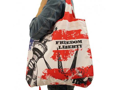 Складная сумка из ткани США
