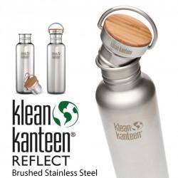 Klean Kanteen Reflect - самые безопасные бутылки для воды из нержавеющей стали