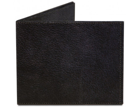 Портмоне Might Wallet Black Leather