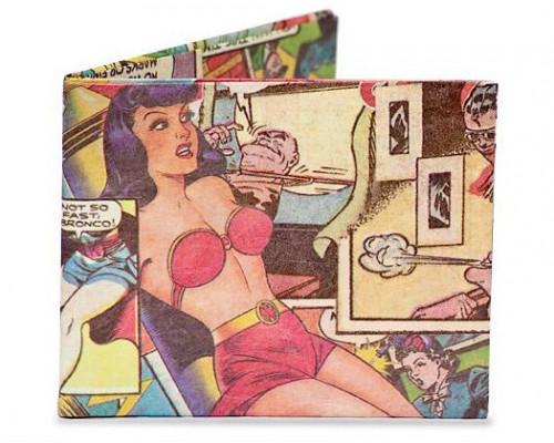 Портмоне Comic Book