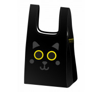 Сумка мини Черный кот
