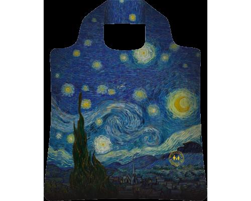 Сумка складная Винсент Ван Гог Звездная ночь