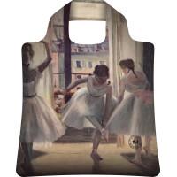 Сумка складная Эдгар Дега Три танцовщицы в репетиционном зале