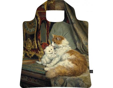 Складная сумка из ткани Генриетта Роннер-Книп — Ночная терраса кафе