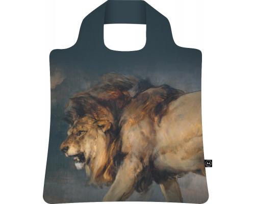 Сумка складная Эдвин Генри Ландсир — Этюд со львом