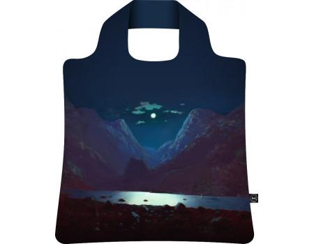 Складная сумка из ткани Архип Куинджи — Дарьяльское ущелье