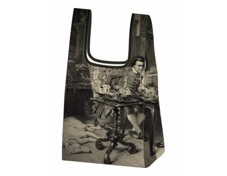 Складная сумка-пакет из ткани  Ecobags Эрнест Мейссонье