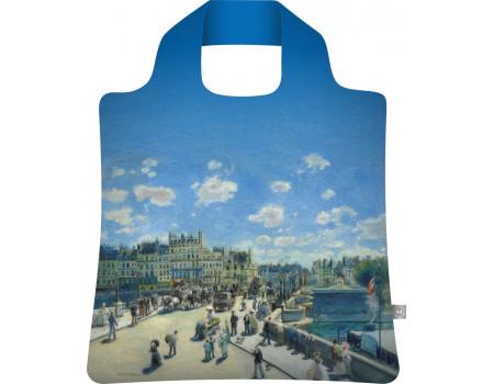 Складная сумка из ткани Ренуар Понт-Неф