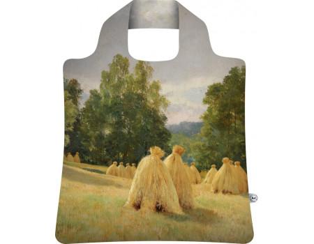 Складная сумка из ткани Шишкин Стога