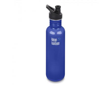 Спортивная бутылка Klean Kanteen Classic Sport 800мл Coastal Waters