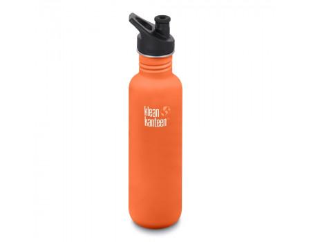 Спортивная бутылка Klean Kanteen Classic Sport 800мл Sierra Sunset