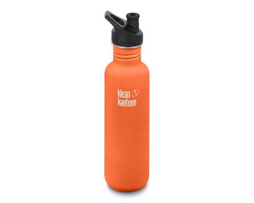 Спортивная бутылка Klean Kanteen Classic Sport 800мл - Sierra Sunset