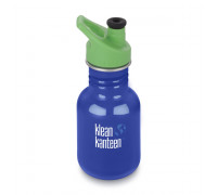 Детская бутылка Klean Kanteen KID SPORT 355 мл - Coastal Waters