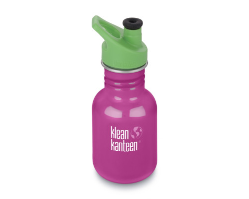 Детская бутылка Klean Kanteen KID SPORT 355 мл - Wild Orchid