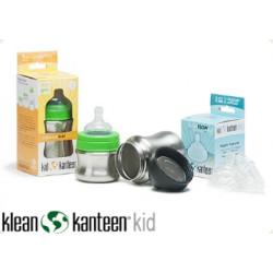 Самые безопасные и функциональные бутылки для детей из нержавеющей стали Klean Kanteen
