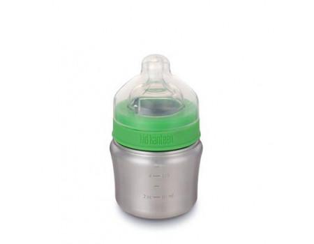 Антиколиковая бутылочка для кормления новорожденных Klean Kanteen 148 мл