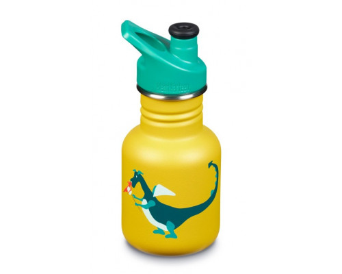 Детская бутылка Klean Kanteen KID SPORT 355 мл - Dragon Snack