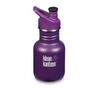 Детская бутылка Klean Kanteen KID SPORT 355 мл - Grape Jelly
