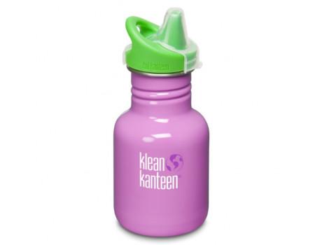 Детская бутылка для воды из нержавеющей стали Klean Kanteen Kid Sippy Cactus Flower