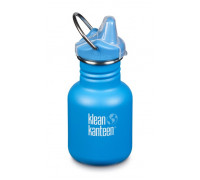 Детская бутылка Klean Kanteen KID SIPPY 355 мл - Pool Party