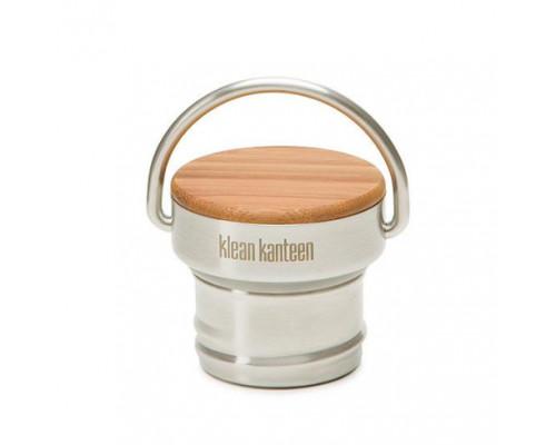 Крышка Klean Kanteen Steel Bamboo Cap