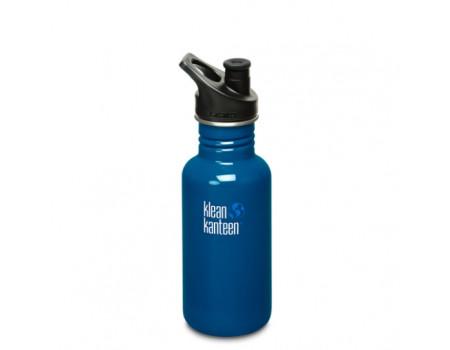 Спортивная бутылка Klean Kanteen Classic Sport 532мл Blue Planet