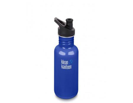 Спортивная бутылка Klean Kanteen Classic Sport 532мл Coastal Waters