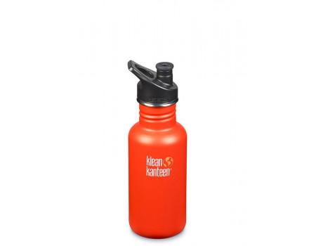 Спортивная бутылка Klean Kanteen Classic Sport 532мл Sierra Sunset
