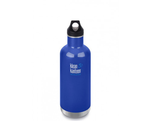 Термобутылка Klean Kanteen Insulated Classic Loop 946 мл Coastal Waters