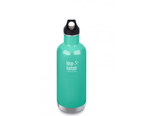 Термобутылка Klean Kanteen Insulated Classic Loop 946 мл Sea Crest