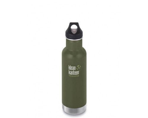Термобутылка Klean Kanteen Insulated Classic Loop 592 мл Fresh Pine