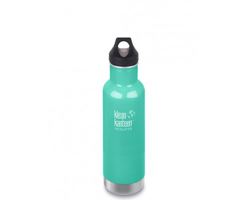 Термобутылка Klean Kanteen Insulated Classic Loop 592 мл Sea Crest