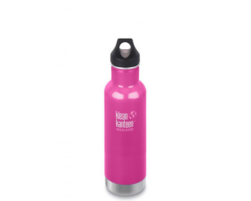 Термобутылка Klean Kanteen Insulated Classic Loop 592 мл Wild Orchid