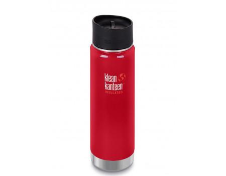 Термокружка из нержавеющей стали Klean Kanteen 592 мл Mineral Red