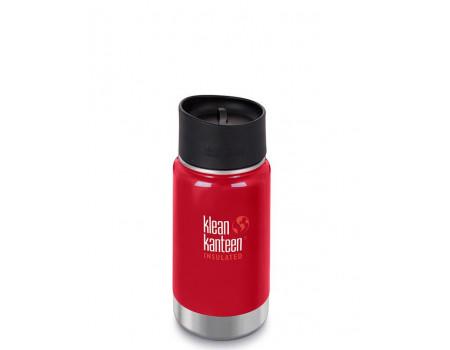Термокружка из нержавеющей стали Klean Kanteen Mineral Red 355 мл