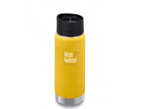 Термокружка из нержавеющей стали Klean Kanteen 473 мл Lemon Curry